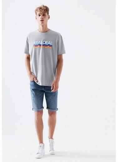 Mavi Tim Mavi Premium Vintage Jean şort Mavi
